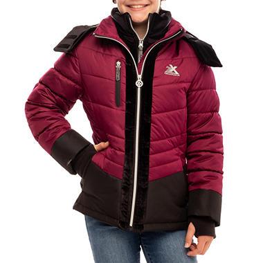 Zeroxposur Girls Snowboard Jacket Sam S Club