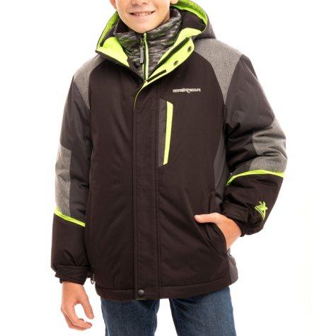 ZeroXposur Boy's System Jacket