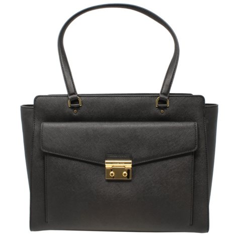 Women's Large Essex Leather Tote Bag by Micheal Kors