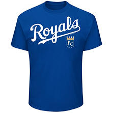 MLB - Men's Big & Tall Kansas City Royals Short-Sleeve Tee