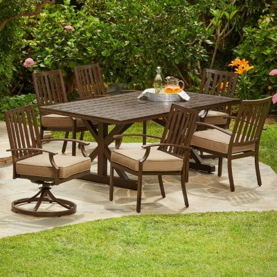 - Outdoor Furniture Sets For The Patio - Sam's Club