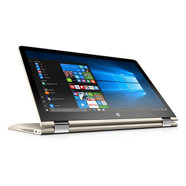 HP Pavilion X360 Convertible 2-in-1 Touchscreen Full HD IPS 15.6
