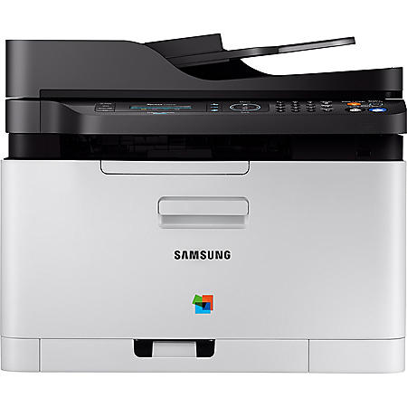 Samsung Xpress SL-C480FW Multifunction Color Laser Printer