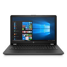 "HP 15.6"" HD Notebook, Intel Core i7-7500U Processor, 8GB Memory, 2TB Hard Drive, DVD Drive, HD Webcam, 2 Year Warranty Care Pack"