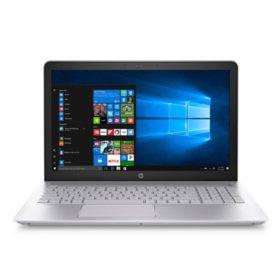 "HP Pavilion 15.6"" Full HD Notebook, Intel 8th Gen Core i7-8550U QC Processor, 8GB Memory, 2TB Hard Drive, 4GB NVIDIA GT940MX Graphics, Optical Drive, HD Webcam, Backlit Keyboard, B&O Audio, 2 Year Warranty Care Pack"