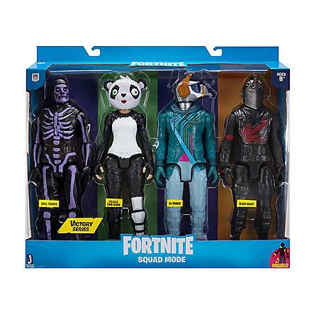 "Fortnite 4-Pack 12"" Action Figures"