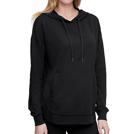 Marc NY French Terry Drawstring Hoodie
