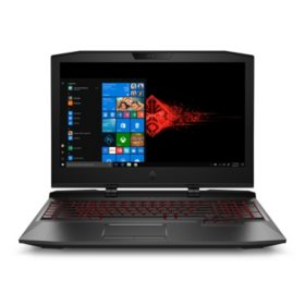 "HP OMEN X 17.3"" FHD IPS Gaming Laptop 17-ap020nr, Intel Core i7-7820HK Processor, 16GB DDR4 SDRAM, 256GB SSD + 1TB SATA HDD, NVIDIA GeForce GTX 1080 8GB GDDR5 Dedicated Graphics, Full-size backlit keyboard with numeric keypad and NKRO"