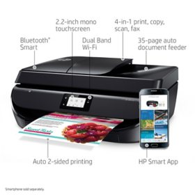HP OfficeJet 5258 Wireless All-in-One Printer