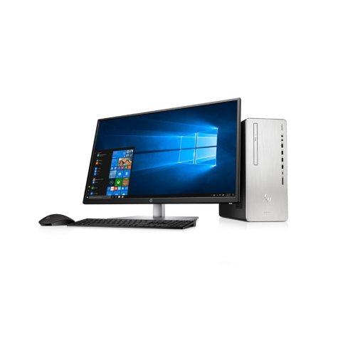 "HP ENVY 32"" Premium Desktop Bundle, Intel Core i7-8700 Processor, 12GB Memory, 2TB Hard Drive, HP 32s Monitor, Optical Drive, Wireless Keyboard and Mouse, 2 Year Warranty Care Pack, Windows 10 Home"