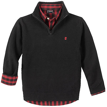 Izod Boy's 2-Piece Holiday Sweater Set (Various Colors)