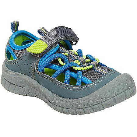 Oshkosh Boys' Bump Toe Sandal