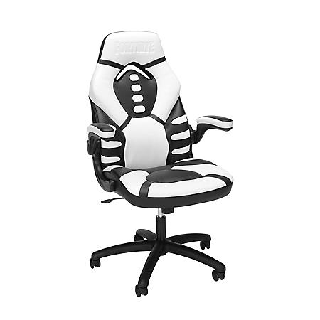 Fortnite Skull Trooper-V Reclining Ergonomic Gaming Chair, RESPAWN by OFM