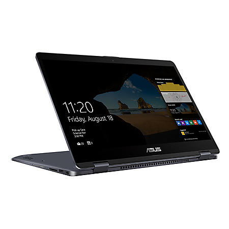 "ASUS 2-in-1 Touchscreen Full HD 15.6"" Notebook, Intel Core i5-8250 Processor, 8GB Memory, 2TB Hybrid Hard Drive + 8GB SSHD, Backlit Keyboard, 2 Year Warranty, Windows 10 Home"