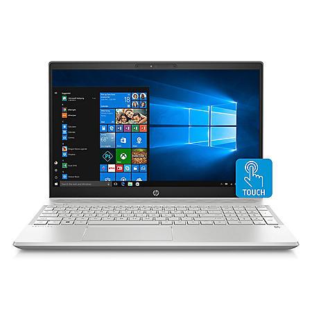 "HP Pavilion Touchscreen 15.6"" HD Notebook, Intel Core i7-8550U Processor, 24GB Memory:  16GB Intel Optane + 8GB RAM, 1TB Hard Drive, HD Wide FOV Webcam, B&O Play Audio, 2 Year Warranty Care Pack, Windows 10 Home"