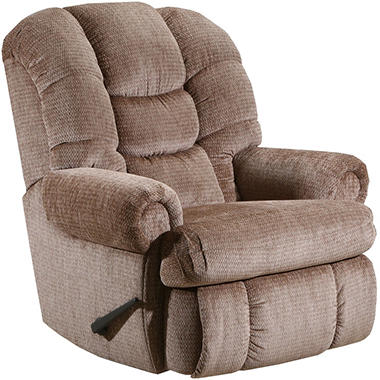 lane furniture hoss comfortking big tall recliner assorted colors