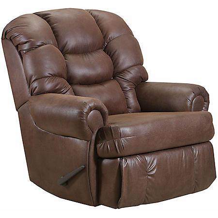 Lane Furniture Hoss ComfortKing Big & Tall Recliner (Assorted Colors)