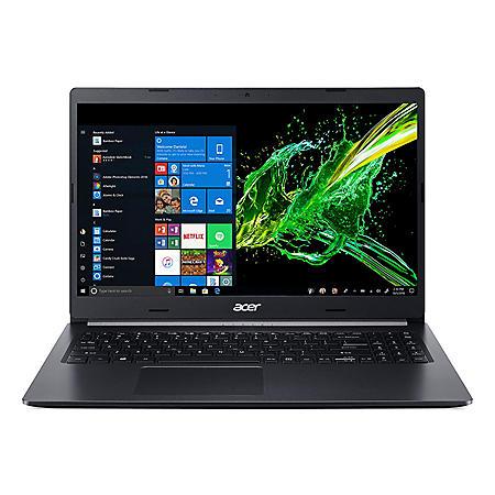 "Acer Aspire 15.6"" HD Laptop, Intel Core i5-8265U Processor, 8GB DDR4 Memory, 512GB SSD Storage, Backlit Keyboard, Windows 10 Home"