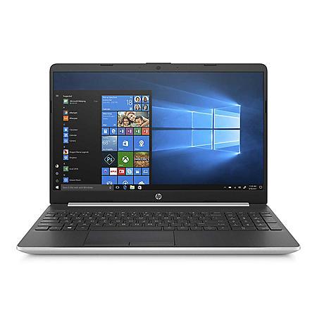"HP 15.6"" HD Touchscreen Laptop,  Intel Core i5-8265U Processor, 8GB DDR4 Memory, 1TB SATA HDD+ 128GB SSD, Windows 10 Home"
