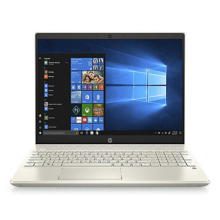 "HP Pavilion 15.6"" HD Touchscreen Laptop, Intel Core i3-8145U Processor, 8GB DDR4 Memory, 1TB 5400 rpm Hard Drive, HP Wide Vision HD Camera, B&O with dual speakers, Windows 10 Home"