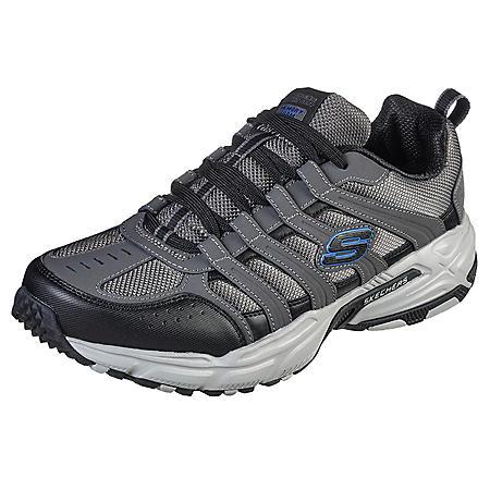 Skechers Men Outdoor Active Shoe (Charcoal)