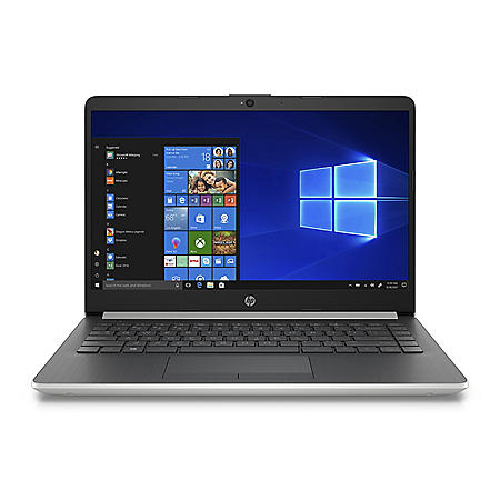"HP 14.0"" HD Touchscreen Laptop, Intel 8th Generation Core i3-8145U Processor, 4GB Memory, 128GB SSD Storage, HP Truevision HD Webcam, 2-Year HP Care Pack with Accidental Damage Protection, Windows 10 Home in S Mode"