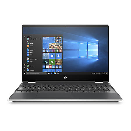 """HP Pavilion X360 15.6"""" HD Convertible Touch Laptop, Intel Core i5-8265U Processor, 20GB Memory: 16GB Intel Optane + 4GB RAM, 1TB Hard Drive, 2 Year Warranty Care Pack with Accidental Damage Protection, Windows 10 Home"""