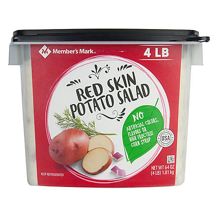 Member's Mark Red Skin Potato Salad (4 lbs.)