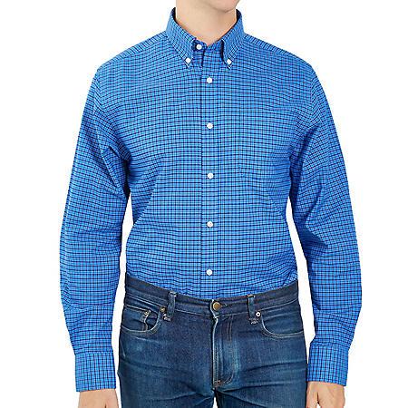 Member's Mark Classic Long Sleeve Stretch Oxford Shirt