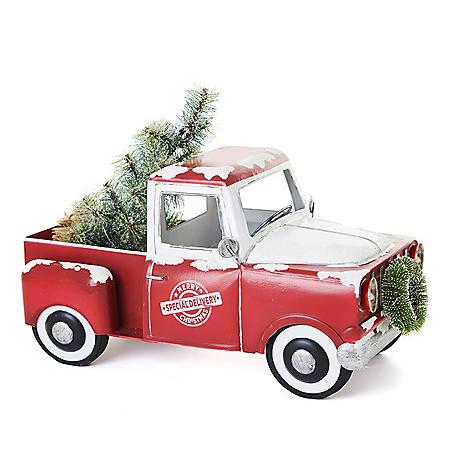 Member's Mark Pre-Lit Holiday Truck