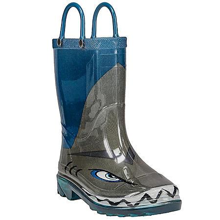 Member's Mark Kids Light Up Rain Boots