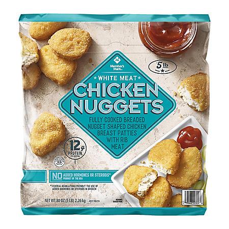 Member's Mark Chicken Nuggets (5 lb.)