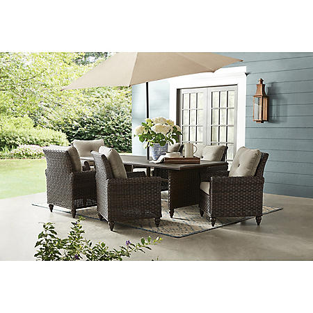 Member's Mark Mystic Ridge 7-Piece Dining Set