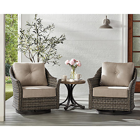 Member's Mark Townsend 3-Piece Seating Set