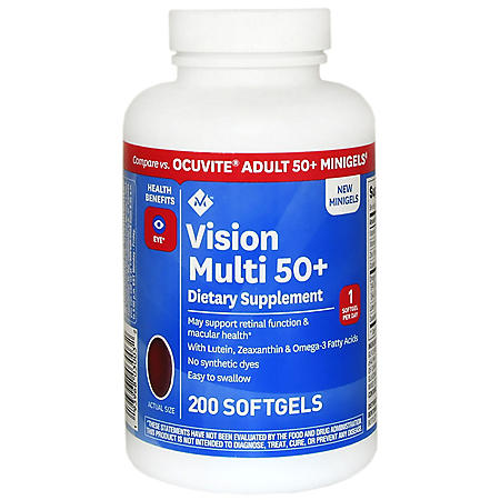 Member's Mark Vision Multi 50+ (200 ct.)