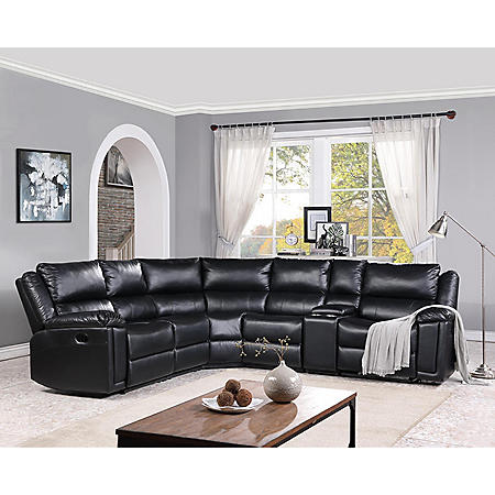 Kingston Sectional, Assorted Colors