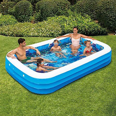 Member's Mark 3D Action Family Pool