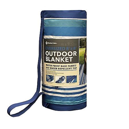Member's Mark Oversized 8' x 8' Outdoor Blanket