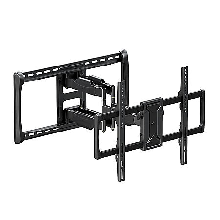 "Member's Mark Full Motion Extended TV Wall Mount with Articulating Dual Swivel Arms for 32""-90"" TVs"
