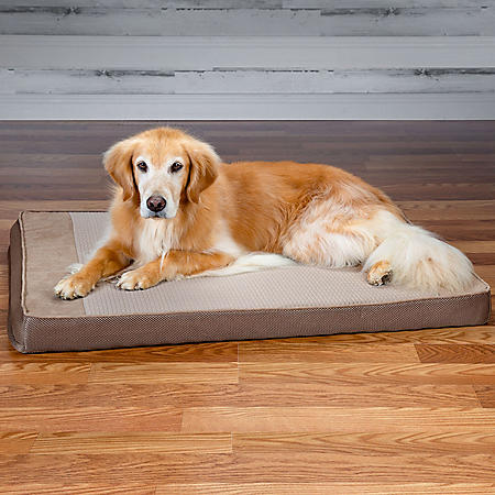 "Member's Mark Cooling Pet Bed, 30"" x 40"" (Choose Your Color)"