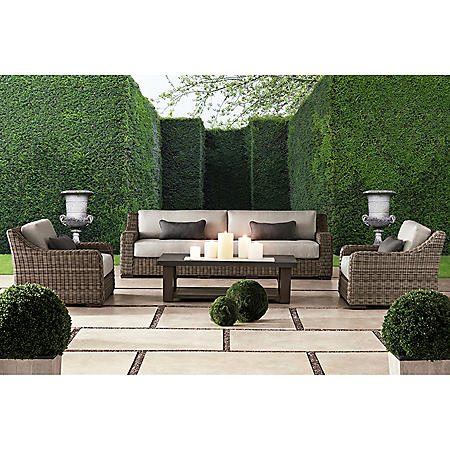 Member's Mark Colton 4-Piece Deep Seating Set