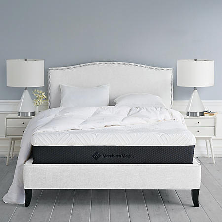 "Hotel Premier Collection Member's Mark 12"" Full Mattress"