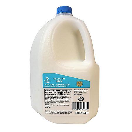 Member's Mark 1% Low Fat Milk (1 gal.)