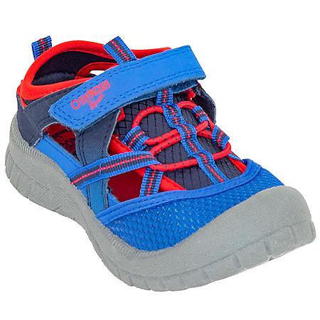 Oshkosh Boy's Bump Toe Sandal