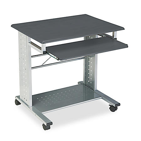Mayline Eastwinds Empire Mobile PC Cart, Choose a Color