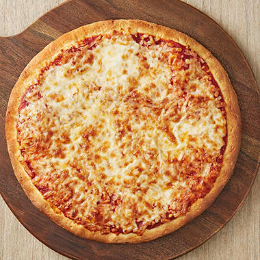 Whole Hot Bake Cheese Pizza