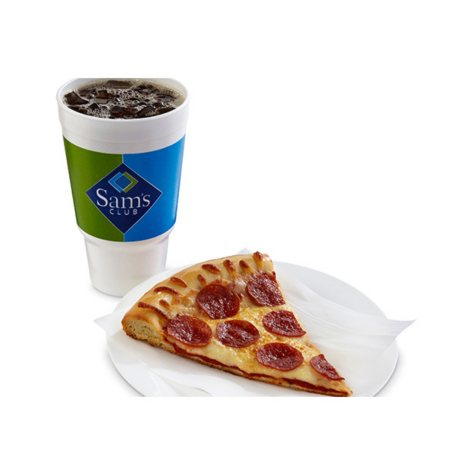 Café Pizza Combo Deal