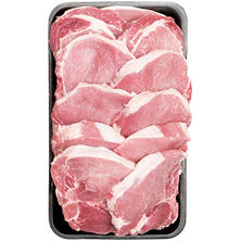 Member's Mark Pork Assorted Chops (8-12 lbs. weight range)