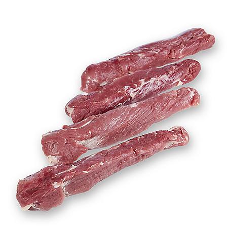 Fresh All-Natural Whole Pork Tenderloin (priced per pound)
