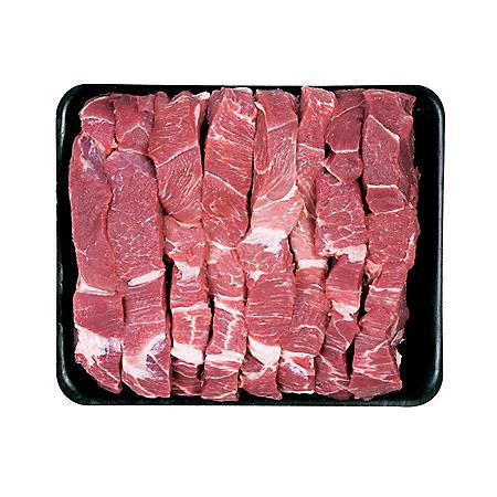 Member's Mark Pork Shoulder Butt Country Style Rib (Priced Per Pound)